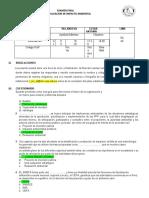 EXAMEN FINAL DE EVALUACION DE IMPACTO AMBIENTAL