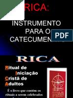RICA - Instrumento para o catecumenato