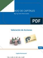 5. VALORACION DE ACCIONES