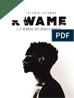 KWAME - E O SEGREDO DOS DEUSES MORTOS (LIVRO)