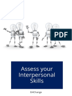 Practical Activity Assess Your Interpersonal Skills