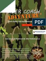 Apresentação Líder Coach Adventure-ISM-012011
