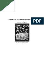 Lawrence Ferlinghetti - Back roads to far places