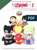 Super herois Levados 2 versão final PDF