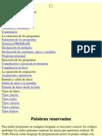 Manual Basico Turbo Pascal