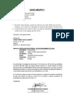 ACCIÃ_N DE COBRO Y FLUJO GRAMA GRUPO 5