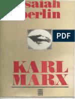 Isaiah Berlin - Karl Marx.pdf