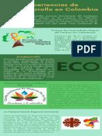 Infografía Postdesarrollo en Colombia