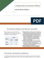 cap 2.1 Teoría de los bienes públicos