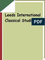 (Leeds International Classical Studies 1) Malcolm Heath-Leeds International Classical Studies - Volume 1  -Leeds University Press (2002).pdf