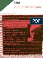 [Petite Vermillon 96] Jacques Ellul - Anarchie et christianisme (1998, La Table Ronde) - libgen.lc.epub