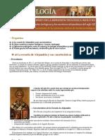 Leccion 10 - El Nacimiento de los primeros centros de Docencia Teolòlica