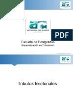 DIAPOSITIVAS IMPUTERRITORIALES - UAC - BARRANQUILLA 2020