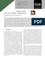 Design of the Padma road and rail Bridge.pdf