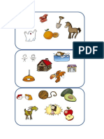 DOBBLE busca fonemas sin texto