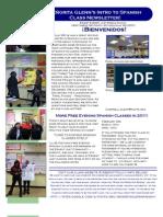 Quarter Two Newsletter