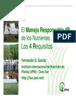 FG-Videos 4Rs - Nidera Marzo 2014