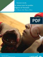 Pautas de crianza entre los pueblos indígenas de Venezuela. Jivi, Piaroa, Ye'kuana, Añú, Wayuu y Warao. Emanuele Amodio