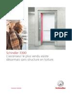 Prospekt-Schindler-3300-FR