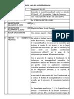 ANALISIS SENTENCIA C- 865-04