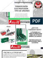 TERMOFUSIÓN Y ELECTROFUSIÓN 55.pptx