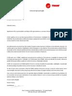Carta de Apresentação  ASCO IZEX