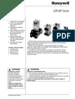 honeywell-sensing-szr-my series-product-sheet-009550-4-EN.pdf