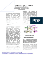 Introduccion A Labview(spanish)