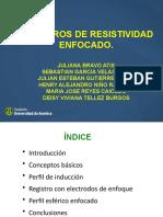 REGISTROS DE RESISTIVIDAD ENFOCADOS (1)
