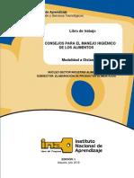 Libro de trabajo Consejos higiénicos pdf