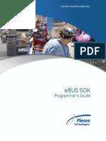 eBUS SDK programmer's guide