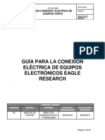 St-gu-002 Guía Conexion Electrica de Equipos Xartu v00