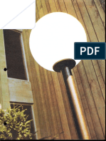Spaulding Lighting Sculptura (Round) Spec Sheet 6-77