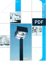Spaulding Lighting Tequesta (Square) Spec Sheet 1-83