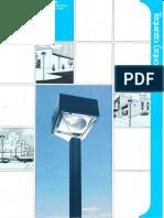 Spaulding Lighting Tequesta (Square) Spec Sheet 8-84
