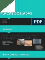 EXPO PLACAS DOBLADAS -LOSACERO