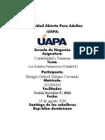 tarea 6 de contabilidad y finanzas uapa