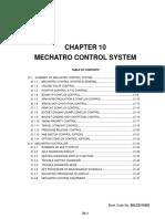 08 kobelco MARK 8 mechatron control sistem