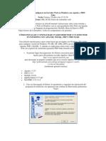 Cómo instalar y configurar un Servidor Web en Windows con Apache y PHP