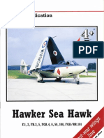 4+ Publication Hawker Sea Hawk