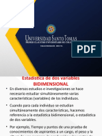 8 Dos Variables  REGRESION IC MODELO LINEAL