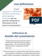 Clase1 - GESTION_CONOCIMIENTO