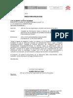 Oficio nº  EXP 27783-2020-DRELM A  UGEL 01