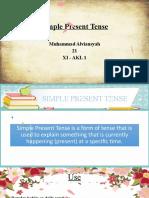 Muhammad Alviansyah (21) (Simple Present Tense).pptx
