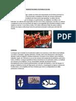TRABAJO-PARTE-MANIFESTACIONES CULTURALES DE ASIA Y AFRICA
