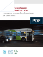 Bus Regulation and Planning in Latin America SPA (2010)