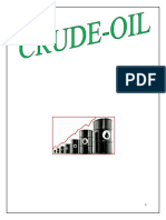 Report on Crude Oil
