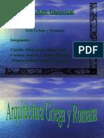 Arte Griego - Romano