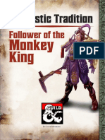 5E - Follower of the Monkey King