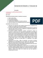 IV Congreso Internacional de Derecho y I Concurso de Conciliación